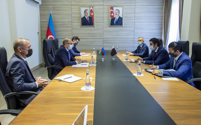 Qatari companies may participate in renewable energy auctions in Azerbaijan
