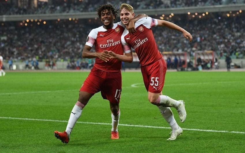 Arsenal klubu Bakıya finaldan 4 gün əvvəl gələcək
