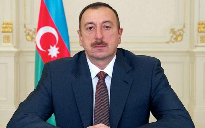 Prezident İlham Əliyev: İnformasiya-kommunikasiya texnologiyalarının inkişafında yüksək göstəricilər əldə edilmişdir