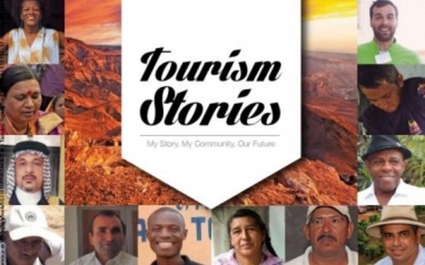 Ümumdünya Turizm Təşkilatının Turizm hekayələri kitabında Lahıc haqqında məqalə dərc olunub