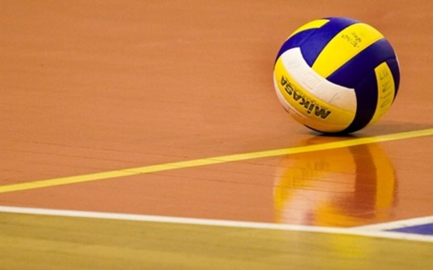 I Avropa Oyunları çərçivəsində kişilər arasında voleybol yarışlarına start verilib - YENİLƏNİB