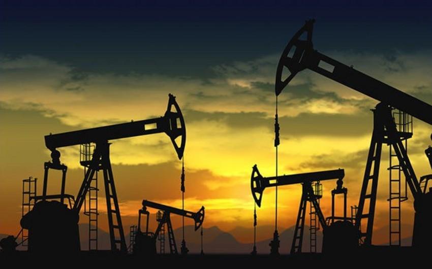 Azerbaijani oil price falls to $64