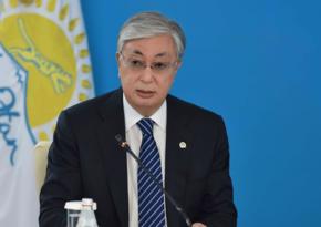 Tokayev says Kazakhstan ready to establish contacts with Taliban on humanitarian issues