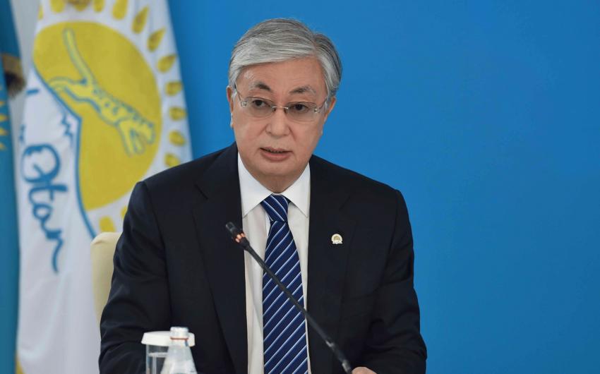 """Qazaxıstan Prezidenti: Talibanla humanitar problemlər üzrə  təmas qurmağa hazırıq"""""""