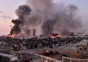 В порту Бейрута произошло новое возгорание