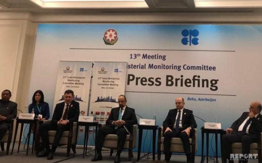 Азербайджан изначально являлся одним из самых активных участников соглашения ОПЕК+ - Парвиз Шахбазов