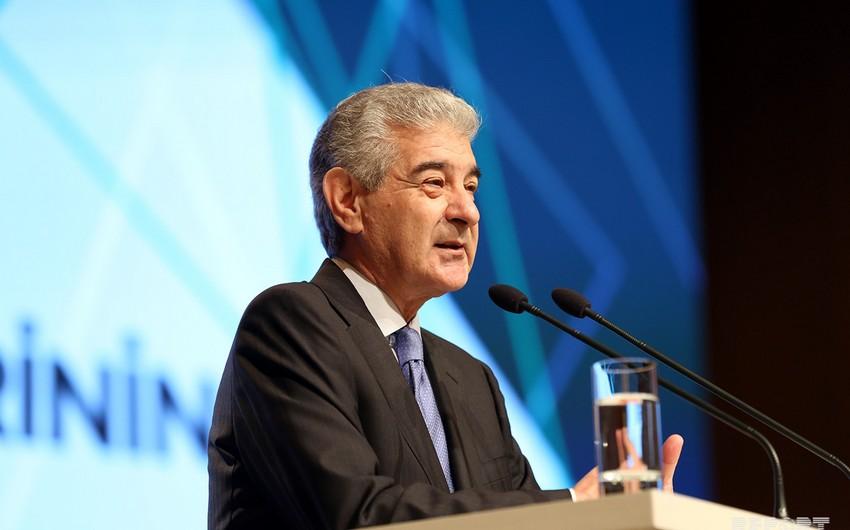 Али Ахмедов: Под руководством президента Ильхама Алиева осуществляются широкомасштабные экономические реформы