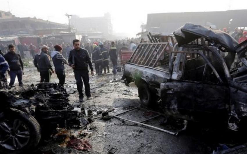 Bağdadda partlayış nəticəsində 9 nəfər ölüb, 32-si yaralanıb