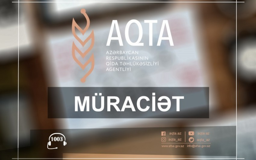 """AQTA: """"İşbazlar""""ın sahibkarlıq subyektlərindən əlavə xərclər tələb etməsi faktları aşkar olunub"""