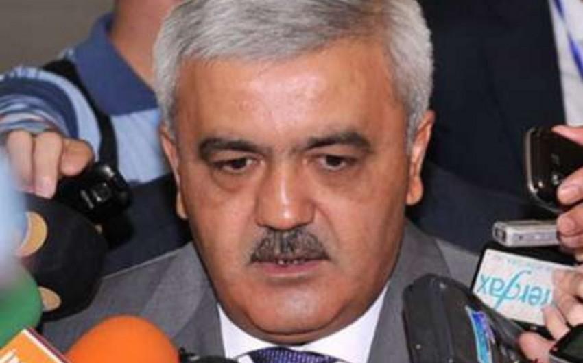 """ARDNŞ prezidenti: """"2016-cı ildə ilk müasir platforma istifadəyə veriləcək"""