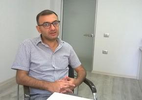 """""""Toyota Bakı Mərkəzi""""nin PR meneceri Eldəniz Cəfərov"""