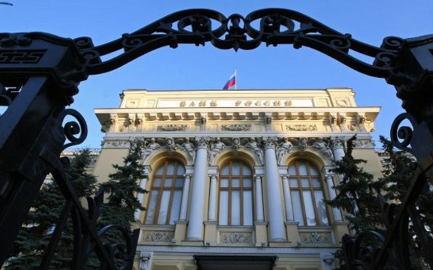 Rusiya Mərkəzi Bankı uçot dərəcəsini azaldıb