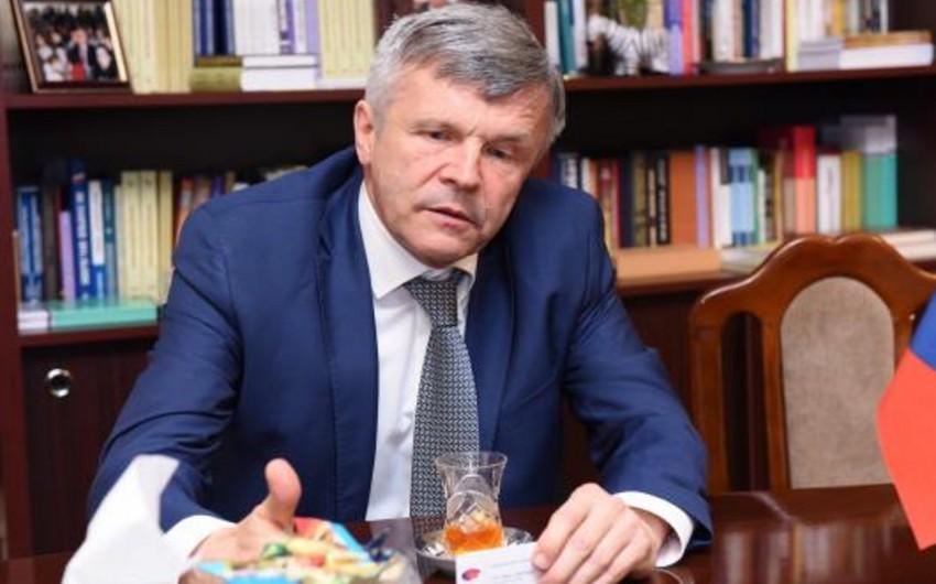 Former deputy ambassador of Czech Republic to Azerbaijan passes away