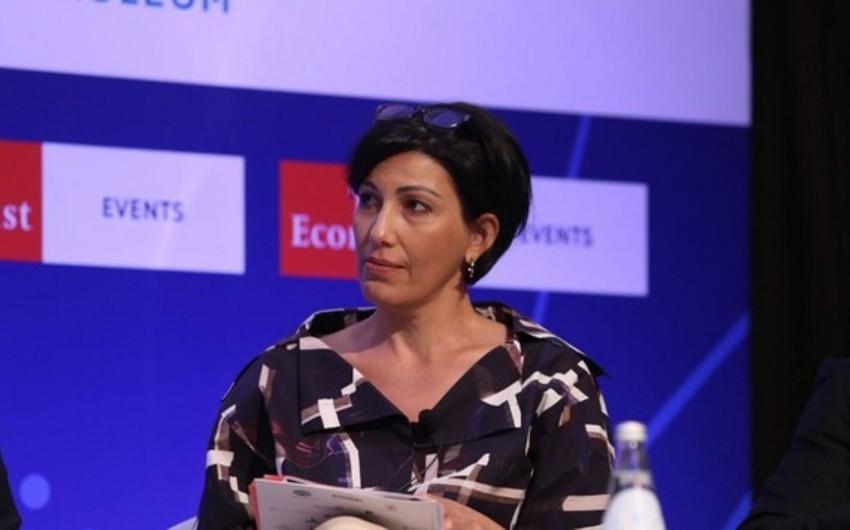 Katerina Papaleksandri: TAP sayəsində Yunanıstan enerji qovşağına çevriləcək