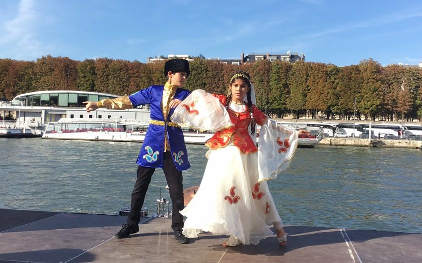 Azərbaycan Beynəlxalq Qastronomiya festivalında təmsil olunub