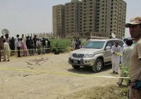 Pakistanda ağır yol qəzası baş verib, ölənlər var