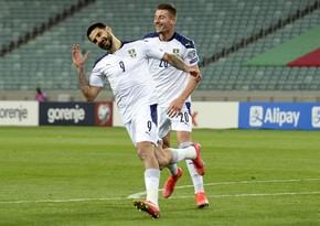 Serbiya millisinin kapitanı Bakıdan Mafiya ilə getdi - FOTO