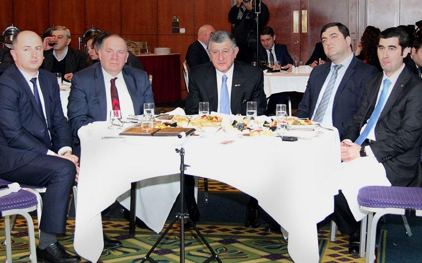 Tbilisidə Azərbaycan-Gürcüstan biznes-forumu keçirilib