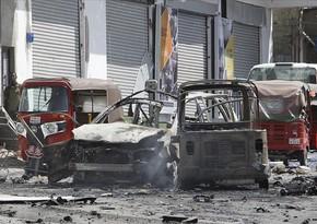 Somalidə terror aktı törədilib, ölənlər var