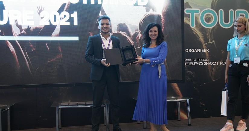 Стенд Азербайджана удостоен награды на международной выставке
