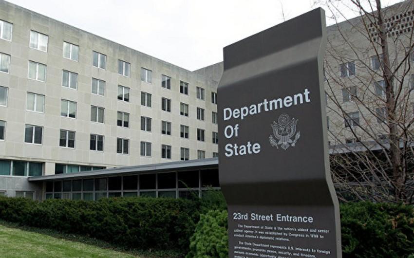 Dövlət Departamenti: Misirlə birlikdə terrorçuluğa qarşı mübarizə aparmaq niyyətindəyik