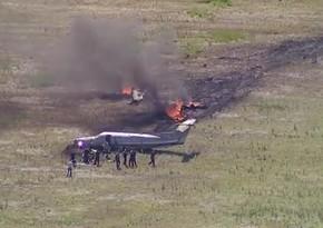 В Германии самолет потерпел крушение, есть погибшие