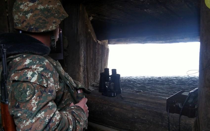 Ermənistan ordusunun zabiti aclıq aksiyası keçirir