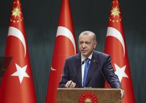 Türkiyə Prezidenti Şimali Kipr rəhbərliyinə xəbərdarlıq edib
