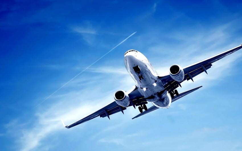 Beijing-Baku flight delayed