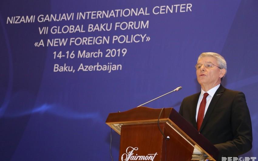 Qlobal Bakı Forumunda Avropa İttifaqının genişləndirilməsi məsələsi müzakirə olunub
