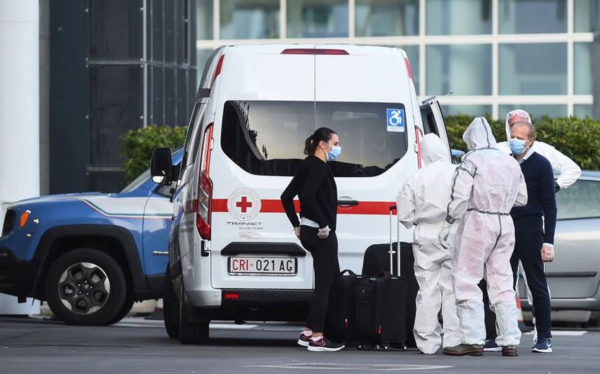 Gürcüstanda koronavirusa yoluxanların sayı 667-yə çatdı