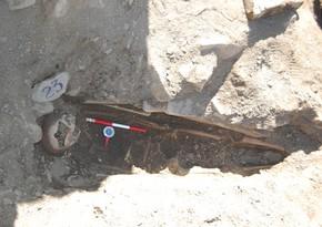 Xınalıqda antik dövrə aid maddi mədəniyyət nümunələri aşkar edilib