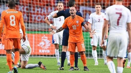 Голландия не вышла на чемпионат Европы впервые за 30 лет - ВИДЕО
