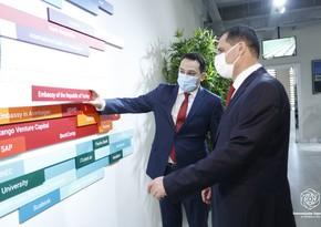 Bogazici Ventures opens representative office at Innovation Agency