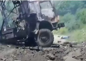 Criminal case opened over death of journalists in landmine explosion