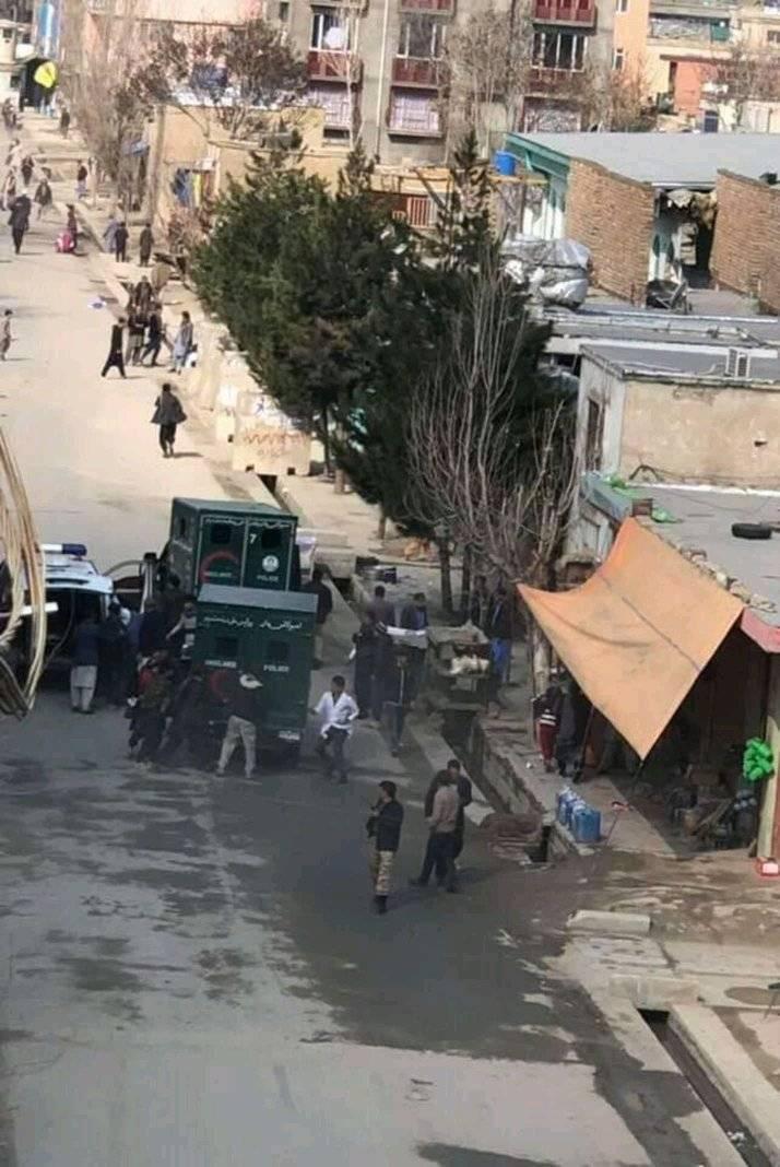Explosion occurres during Novruz celebration in Kabul - UPDATED