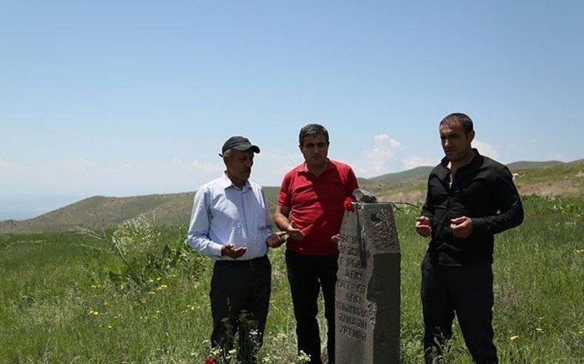 More than 11,000 hectares of Nakhchivan territory and Gunnut village of Sharur released from occupation - PHOTO - VIDEO