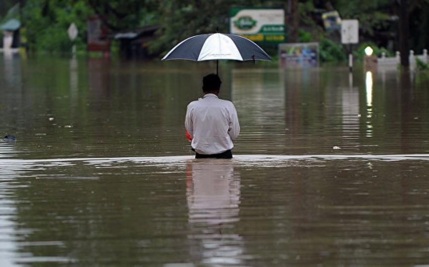 Şri-Lankada daşqınlar nəticəsində ölənlərin sayı 82 nəfərə çatıb