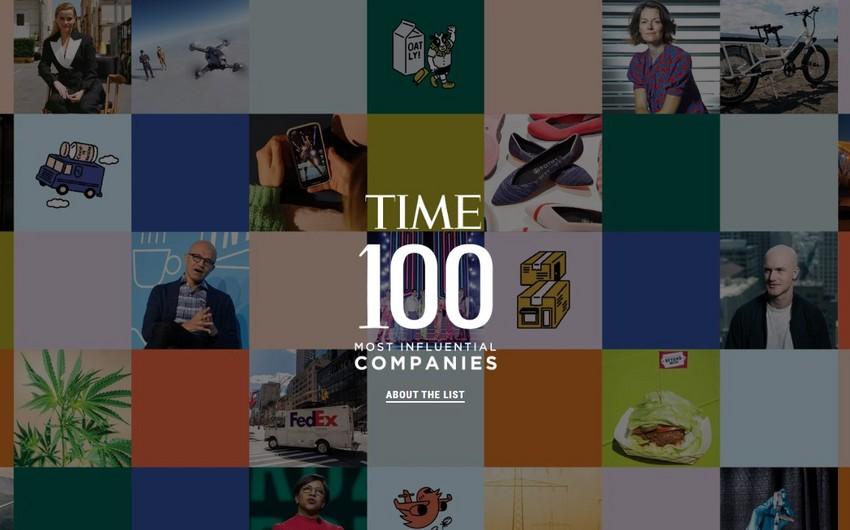 Dünyanın 100 ən nüfuzlu şirkəti açıqlanıb
