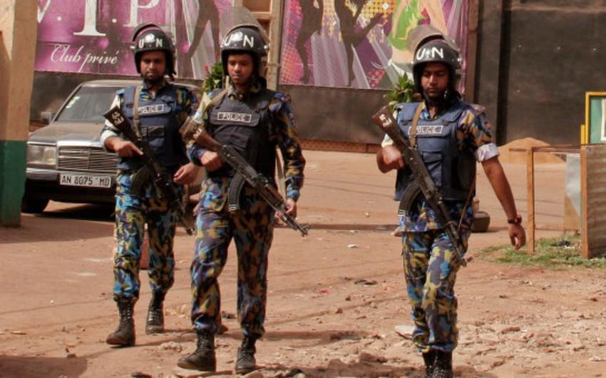 Malidə partlayış nəticəsində 5 hərbçi ölüb, 4-ü yaralanıb