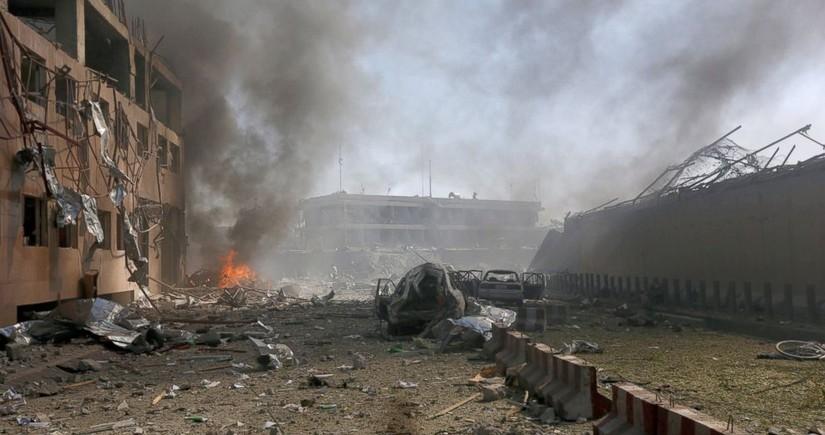 KİV: Kabilə bir neçə raket atılıb