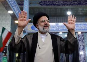 Həsən Ruhani İranın yeni prezidentini təbrik edib