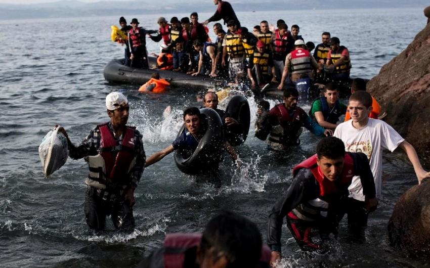 Liviya sahillərində qayığın batması nəticəsində 31 miqrant ölüb