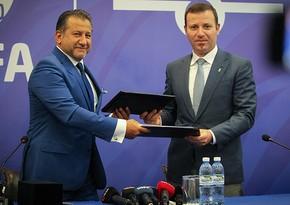 АФФА подписала спонсорское соглашение с известным турецким брендом одежды