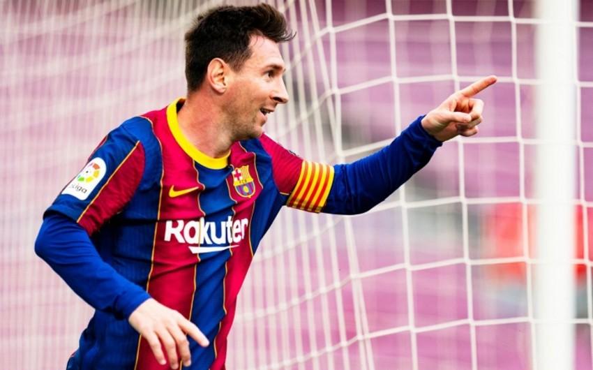 Messi PSJ ilə danışıqlar aparır