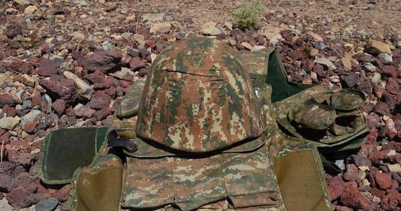 В Карабахе обнаружен труп еще одного армянского военнослужащего