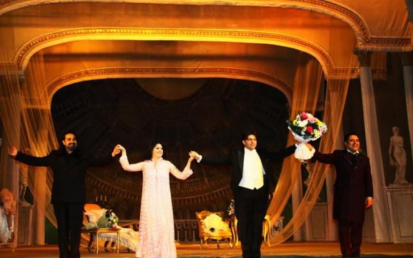 Azərbaycan və Qırğızıstan opera ifaçılarının birgə konserti keçirilib