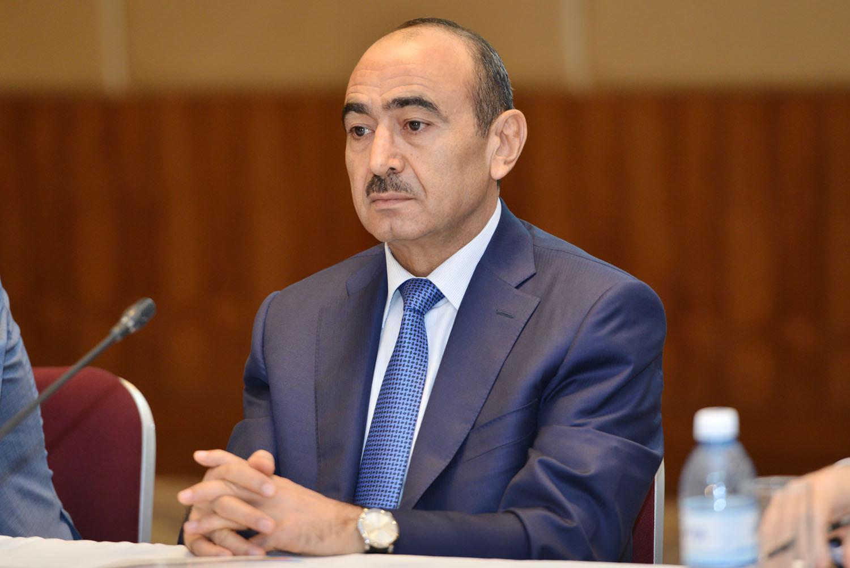"""Əli Həsənov: """"Heç kəsin bizə göstəriş verməyə haqqı yoxdur"""" - MÜSAHİBƏ"""