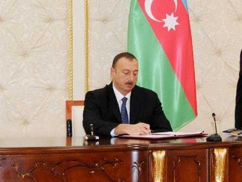 Azərbaycan Livana yeni səfir, Kataniya şəhərinə fəxri konsul təyin edib