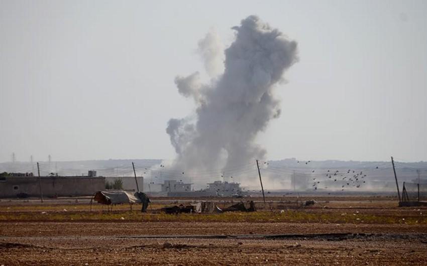 Türkiyə ordusu Suriyada İŞİD-in 48 terrorçusunu məhv edib